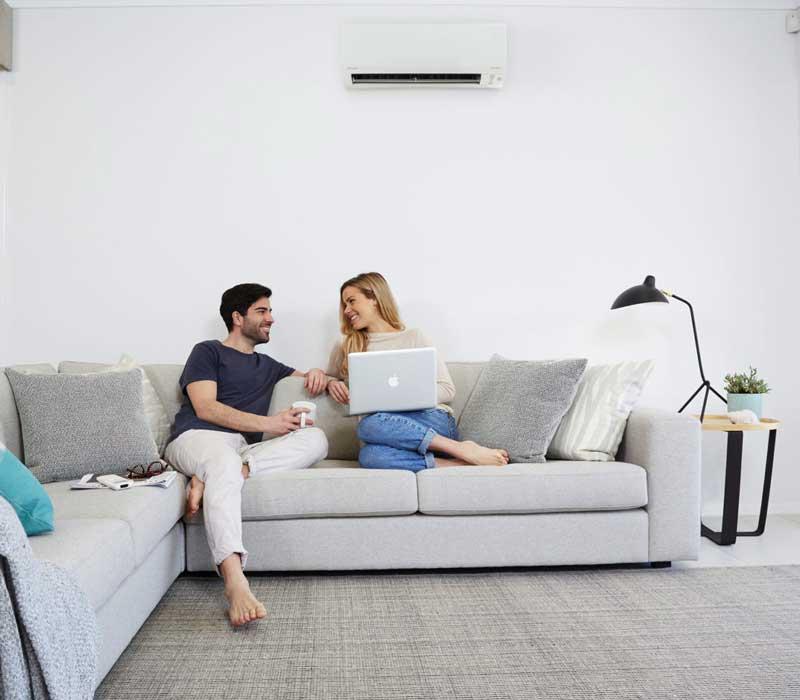 Aire acondicionado hogar en Bilbao