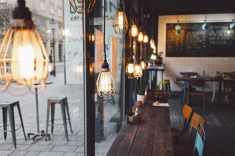 Calefacción para locales de hostelería en Bilbao