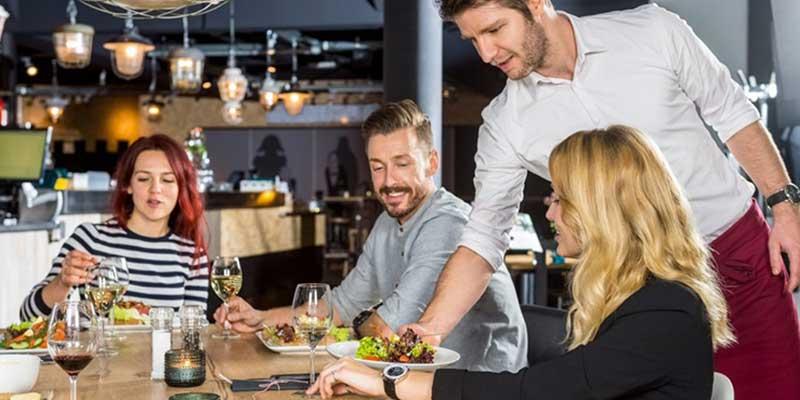 Climatización adecuada en un restaurante