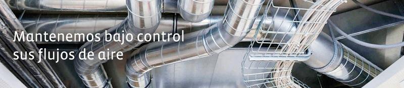 Instalaciones de ventilación y extracción en Bilbao