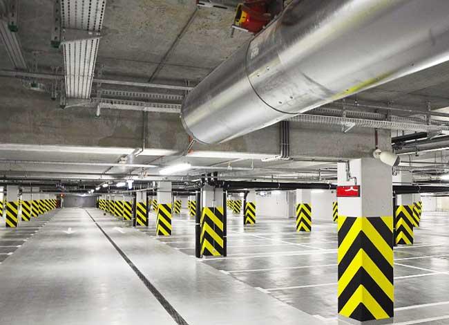 Ventilación de garajes en Bilbao